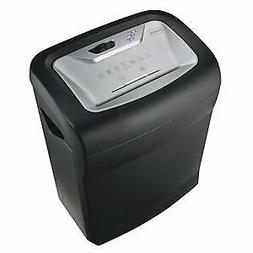 10 Sheet Cross-Cut Paper Credit Card Staples Shredder Basket