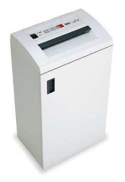 Paper Shredder,Strip-Cut,22 to 24 Sheets HSM CLASSIC 108.2