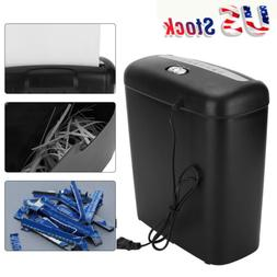110V Heavy Duty Document Shredder Industrial Page Large Pape
