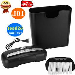 110V Home Office Electric Shredder for Paper and Credit Card