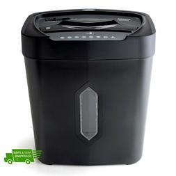 12 Sheet Cross Cut 5.2 Gallon Wastebasket Heavy Duty Paper S