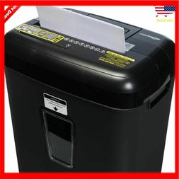 AmazonBasics 12 Sheet Cross-Cut Paper/CD/ Credit Card Shredd