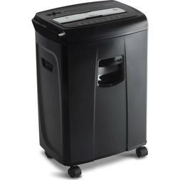 Aurora 12-Sheet Crosscut Paper and Credit Card Shredder with