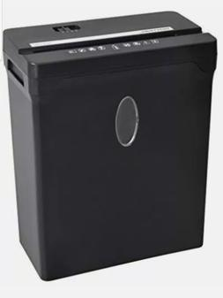 Sentinel 12-Sheet Crosscut Paper Shredder FX122B