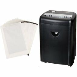 12-Sheet High-Security Micro-Cut Pape Shredder With Pullout