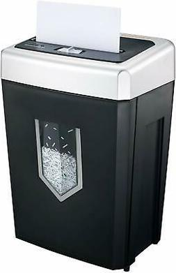 Bonsaii 14-Sheet Cross-Cut Heavy Duty Paper Shredder, 30-Min