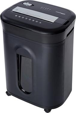 15-Sheet Cross-Cut Paper, CD Credit Card Office Shredder