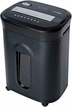 AmazonBasics 15-Sheet Cross-Cut Paper/ CD/ Credit Card Shred