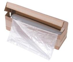 HSM 2523 Shredder Bags, 96 Gallon Capacity, Size 25 x 23 x 4