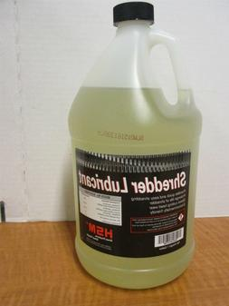 HSM CLASSIC -315P- Shredder Oil, 1 Gallon, ISO: 32, Base Oil