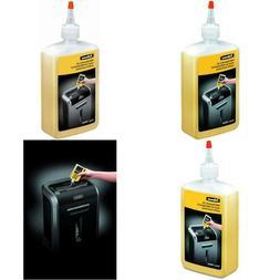 Fellowes 35250 Powershred Performance Oil, 12 oz. Bottle w/E