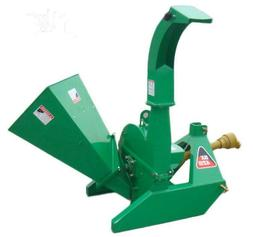 """4"""" PTO Tractor Wood Chipper 3 Point Hitch, 3 PTO Shaft Inclu"""