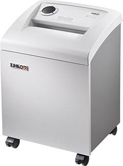 Dahle 40104 Desk Side Shredder, 12-15 Sheet, Strip Cut, Shre