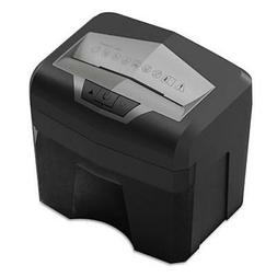 Universal 48100 48100 Light-Duty Cross-Cut Shredder, 10 Shee