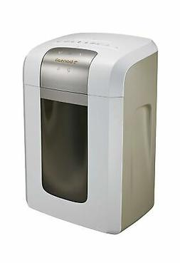 Bonsaii 4S23 8-Sheet Micro-Cut Shredder P-5 Security, Therma