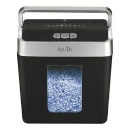 Ativa® 8-Sheet Micro-Cut Lift-Off Shredder With Handle, OMM