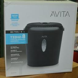 Ativa 8-Sheet Micro-Cut Shredder, ODM81B