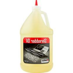 Dahle Shredder Oil 1 Gallon Bottles  - 4pk