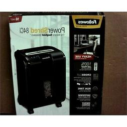 Fellowes Powershred 84ci 100% Jam Proof Cross Cut Paper Shre