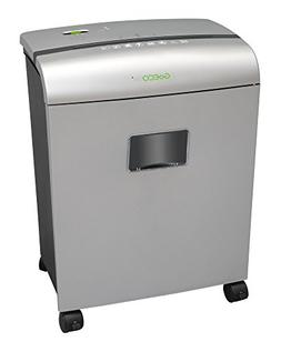 Goecolife - 10-sheet Microcut Shredder - Silver