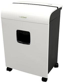 Goecolife - Limited Edition 12-sheet Microcut Shredder - Whi