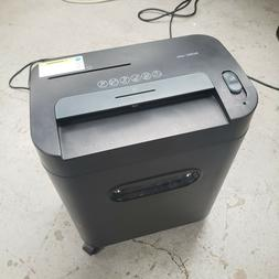 Royal 112MX 12-Sheet Cross Cut Shredder Shreds CD's with Con
