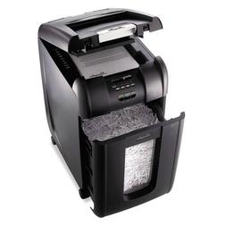Swingline - Stack-and-Shred 300M Shredder, Micro-Cut, 300 Sh