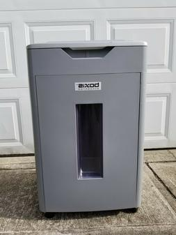 Boxis AF650 650 sheet auto feed commercial paper shredder wi