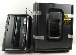 AmazonBasics 8-Sheet High-Security Micro-Cut Shredder Pullou