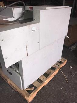 Ameri-shred 750 industrial paper shredder