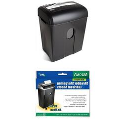 Aurora AU820MA High Security 8-Sheet Professional Micro-Cut