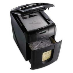 Swingline Paper Shredder, Auto Feed, 130 Sheet Capacity, Mic