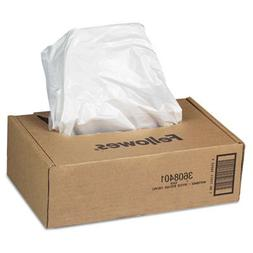 AutoMax Shredder Waste Bags, 16-20 gal, 50/CT, Sold as 2 Car