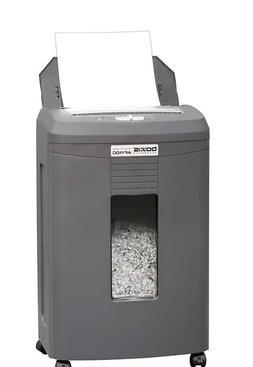 Boxis AutoShred 110-Sheet Autofeed Microcut Shredder