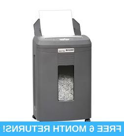 BOXIS AUTOSHRED 110 SHEET AUTOFIT MICROCUT PAPER CREDIT CARD