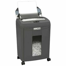 Boxis AutoShred 60-sheet Autofeed Microcut Shredder, 3.6 Gal
