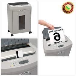 Boxis Autoshred AF60 Autoshred 60-Sheet Micro Cut Paper Shre