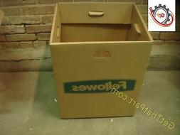 Fellowes C-320 Paper Shredder Oem Waste Basket Bin Container