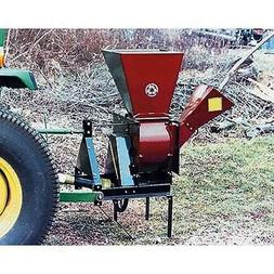 Chipper and Shredder with 2 year warranty - Pull Behind - He