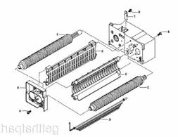 HSM Classic 104.3 104 SC Paper Shredder Oem Stripper Element