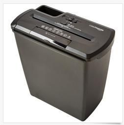 commercial office shredder paper destroy crosscut heavy