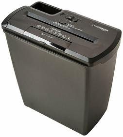 CROSS CUT PAPER SHREDDER 8 Sheet 4 Gal Capacity Home Office