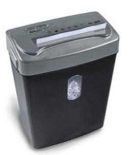Royal Cross-Cut Shredder 6-sheet-Home Office Products-Miscel