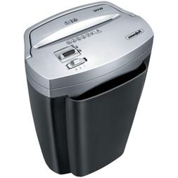 "Cross-cut Shredder,5-1/2"" Gallon Capacity,13-3/4""x8-1/2""x18,"