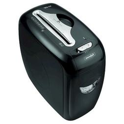 Fellowes 12 Sheet Cross Cut Shredder - Black