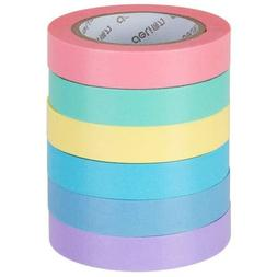 Wall of Dragon Deli Office Adhesive Tape Color Shredder Tape