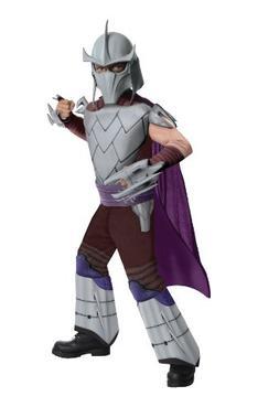 Teenage Mutant Ninja Turtles Deluxe Shredder Costume, Small