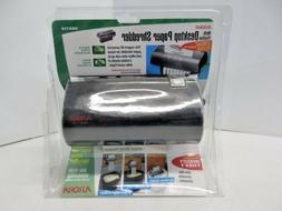 Aurora Desktop Shredder AS311S Adjustable Fit Baskets 3 Fold
