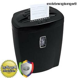 Bonsaii DocShred C156-C 8-Sheet Micro-Cut Paper/CD/Credit Ca