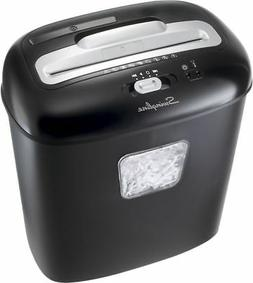 duty cross cut shredder